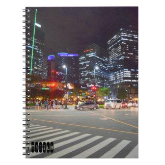 Cadernos Espiral Manila