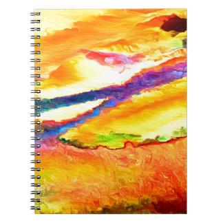 Cadernos Espiral Maré entrante