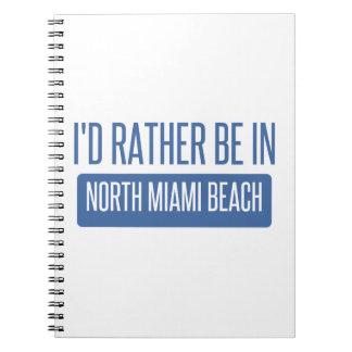 Cadernos Espiral Miami Beach norte