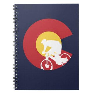 Cadernos Espiral Mountain bike Colorado
