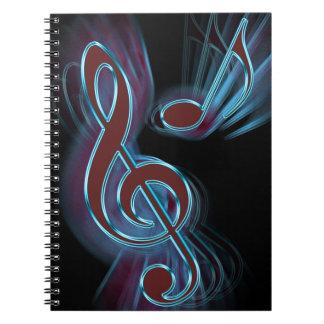 Cadernos Espiral Música abstrata