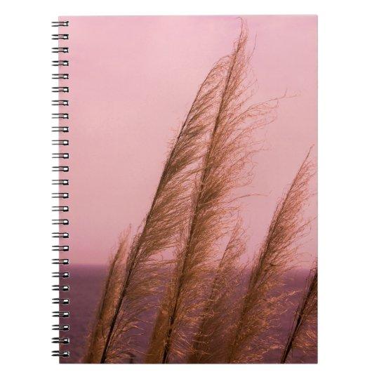 Cadernos Espiral Nature Colors