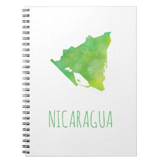 Cadernos Espiral Nicarágua