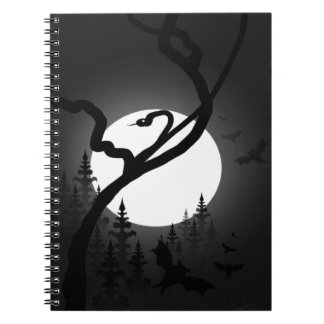 Cadernos Espiral Noite Enchanted