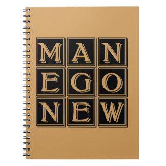 Cadernos Espiral Now new man