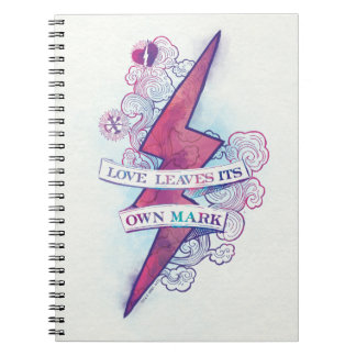 Cadernos Espiral O amor do período | de Harry Potter deixa sua