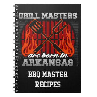 Cadernos Espiral O mestrado da grade é nascido em Arkansas