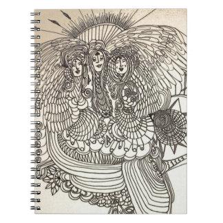 Cadernos Espiral O Norns