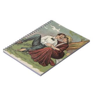 Cadernos Espiral O piquenique do casal