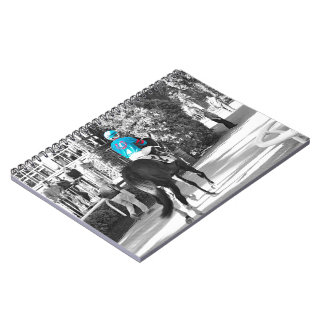 Cadernos Espiral Ollysilverexpress & Joe Mazza