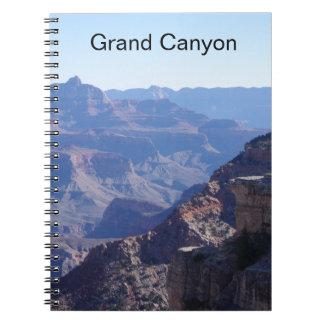 Cadernos Espiral Parque nacional do Grand Canyon, borda sul