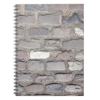 Cadernos Espiral pedras do godo