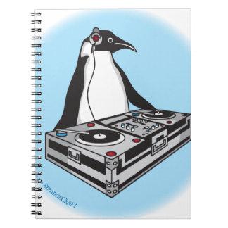 Cadernos Espiral penguinX3 [1]