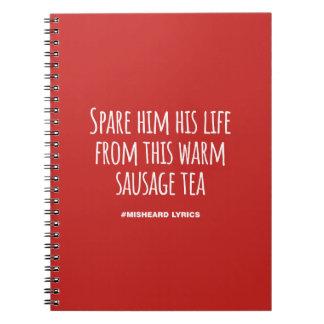 Cadernos Espiral Poemas líricos misheard tipográficos engraçados da