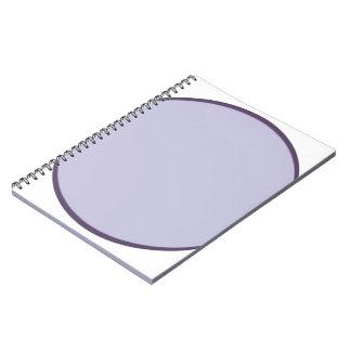Cadernos Espiral Ponto do Lilac