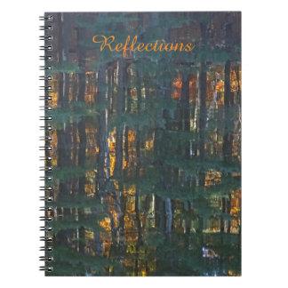Cadernos Espiral Reflexões de uma mente do outono