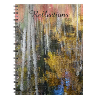 Cadernos Espiral Reflexões na cor