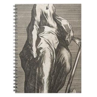 Cadernos Espiral Santo Jude (ou santo Matthias)