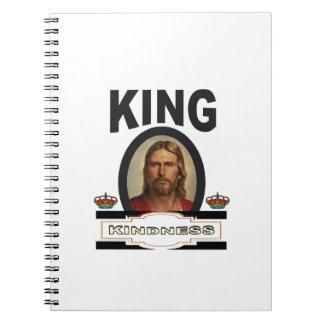 Cadernos Espiral senhor da bondade do rei