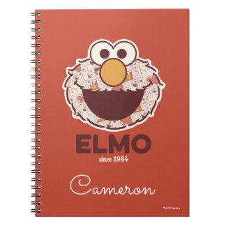 Cadernos Espiral Sesame Street | Elmo desde 1984