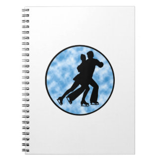 Cadernos Espiral Skate do casal