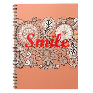Cadernos Espiral Sorriso