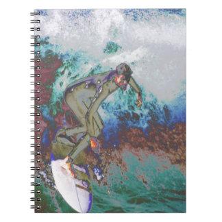 Cadernos Espiral Surfer3