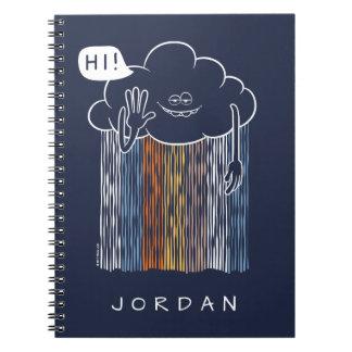 Cadernos Espiral Troll | apenas que dizem olá!