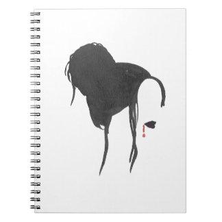 Cadernos Espiral Vampiro
