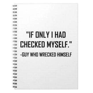 Cadernos Espiral Verificado antes das citações engraçadas