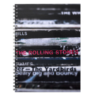Cadernos Espiral Vida 3 do vinil