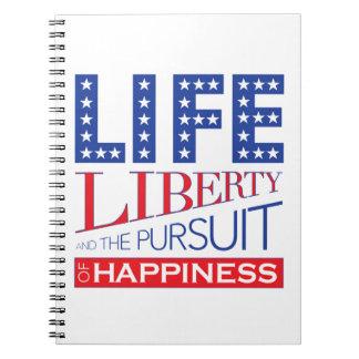 Cadernos Espiral Vida, liberdade e a perseguição da felicidade
