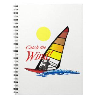 Cadernos Espiral Windsurfing