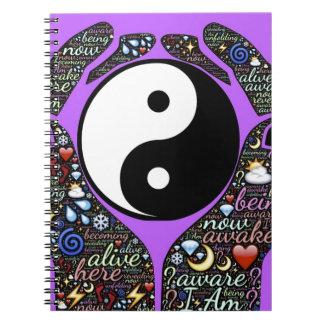 Cadernos Espiral Yin, Yang