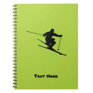 Cadernos Esquiador