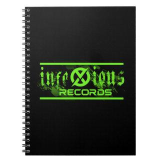 Cadernos Estes produtos são mercadoria oficial