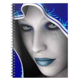 Cadernos Fada azul