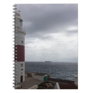 Cadernos Farol de Gibraltar