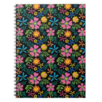 Cadernos Festa floral