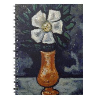 Cadernos Flor branca - Marsden Hartley