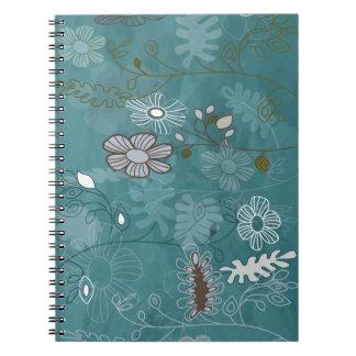 Cadernos Flores loucas