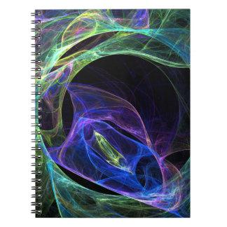 Cadernos Fractal da energia