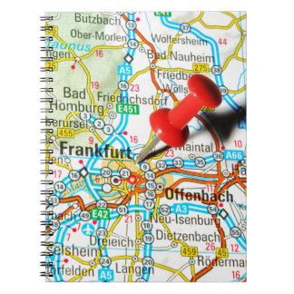 Cadernos Francoforte, Alemanha