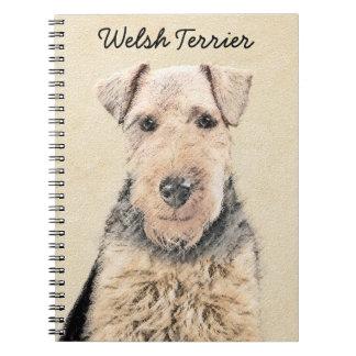 Cadernos Galês Terrier