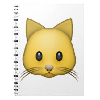 Cadernos Gato - Emoji