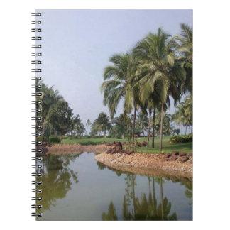 Cadernos Goa India