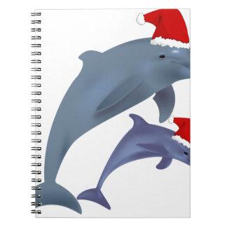 Cadernos Golfinho do Natal