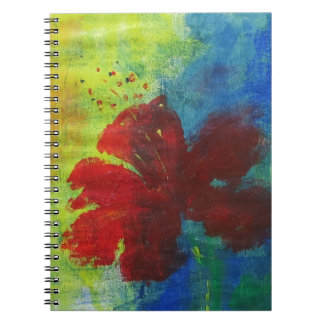Cadernos hibiscus