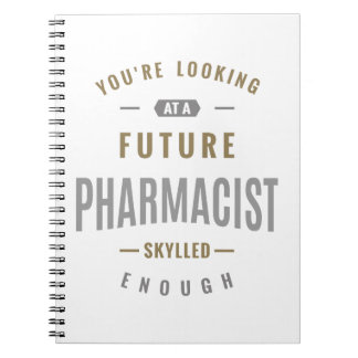 Cadernos Ideias futuras do presente do farmacêutico