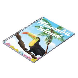 Cadernos Ilha de Mnemba